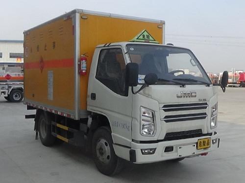 国六江铃爆破器材yabo2019vip安全达标