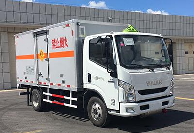 1吨爆破器材运输车