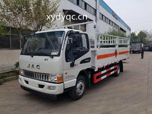 江淮气瓶运输车
