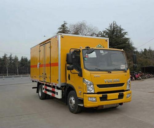 5吨毒性和感染性物品厢式运输车