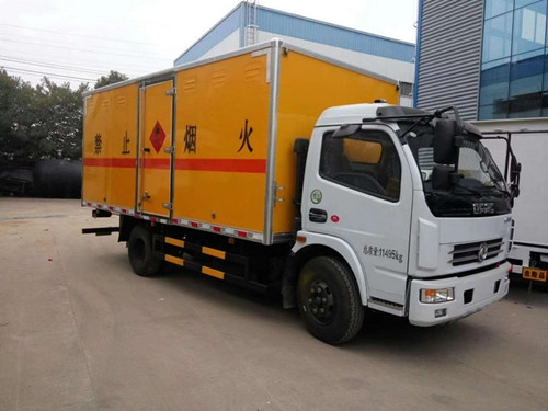 7吨爆破器材运输车